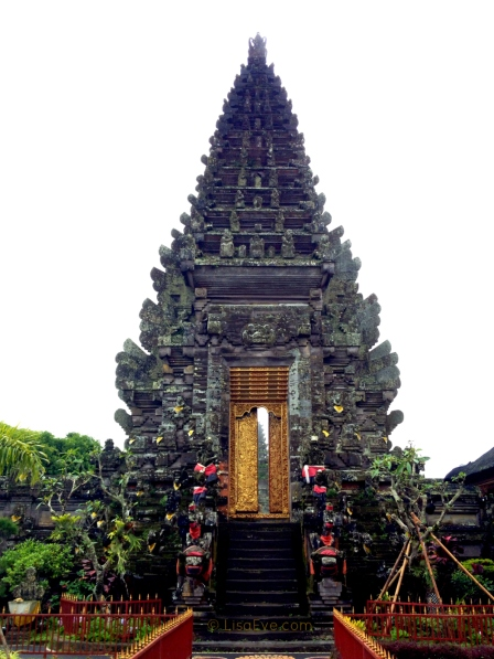 Enter Ulundanu Batur Temple
